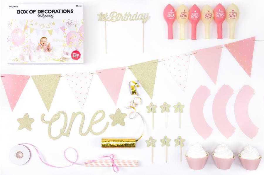 set-decoración-un-año-rosa5
