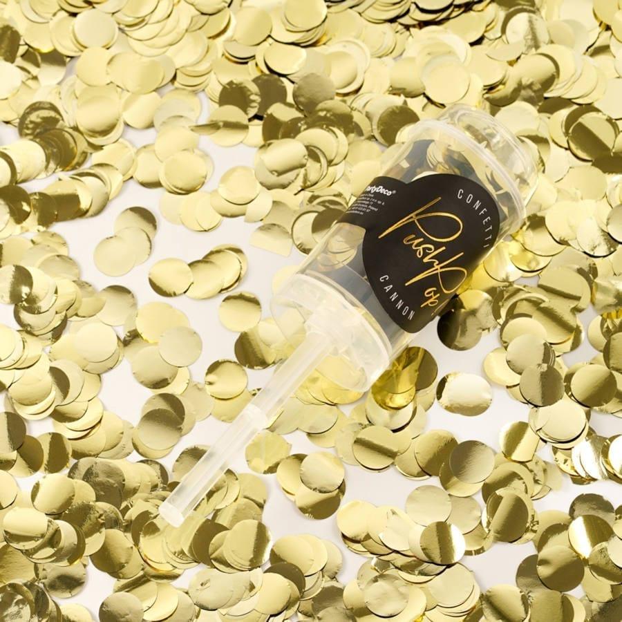 confeti-oro
