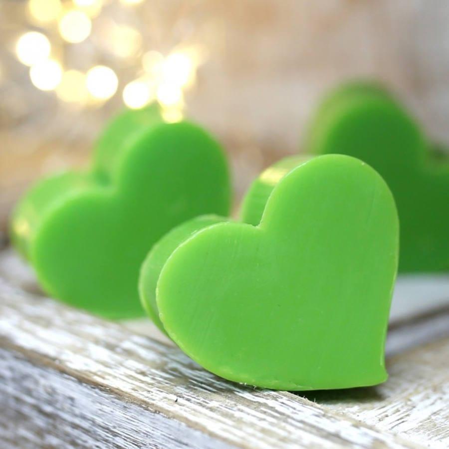 jabon-corazon-verde-mango2