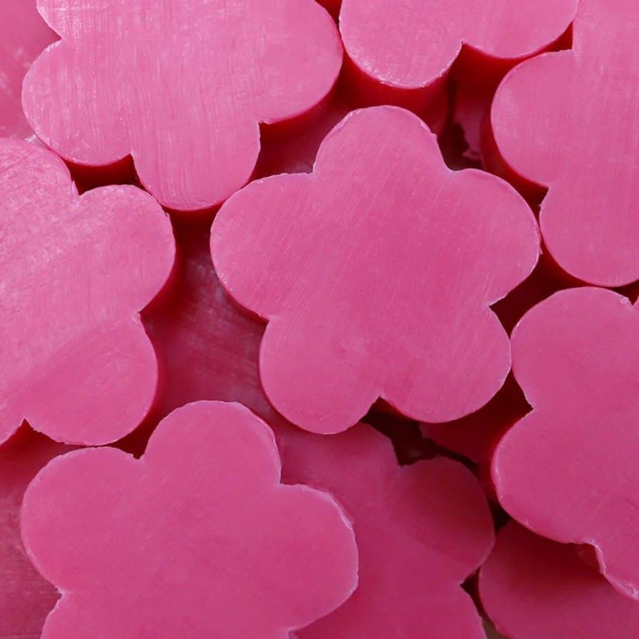 jabon-flor-rosa