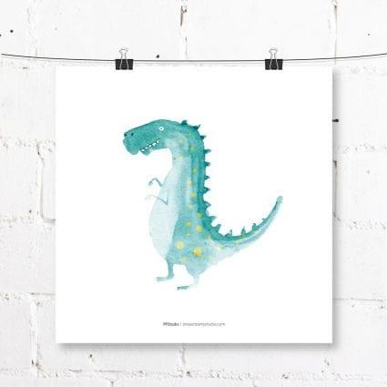 lamina_dinosaurio