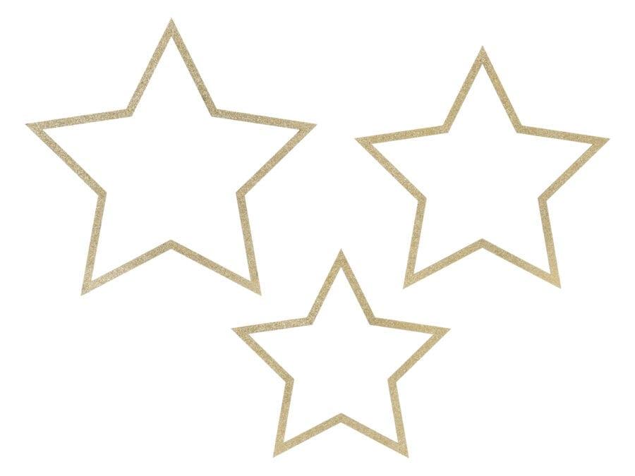 estrellas-colgante-dorada